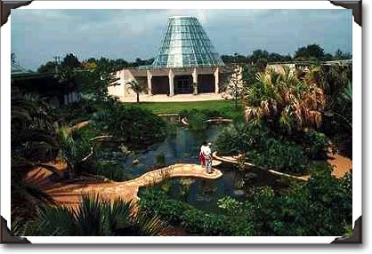 San Antonio Botanical Gardens Texas Tx Photo Listings United States